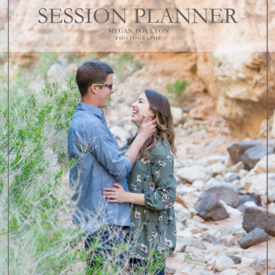 Family Session Planner Freebie